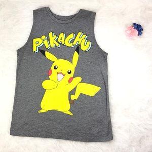 Tops - Pikachu Tank Top